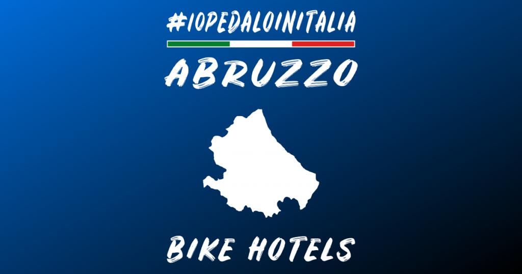 Bike hotel in Abruzzo