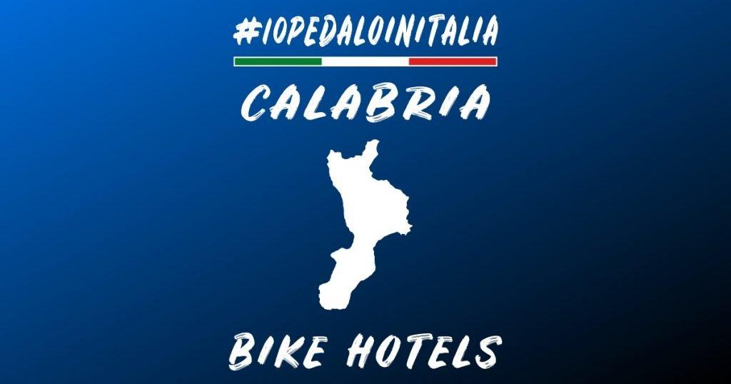 bike hotels in Calabria