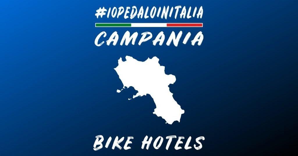 Bike hotels per ciclisti in Campania
