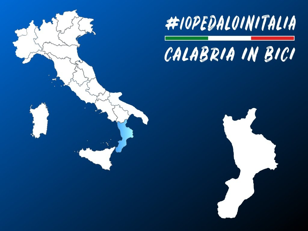 Cicloturismo in Calabria