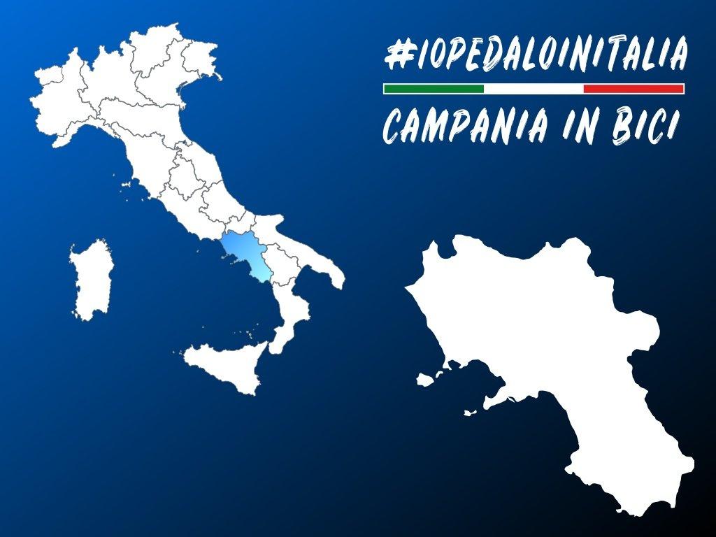 Cicloturismo in Campania