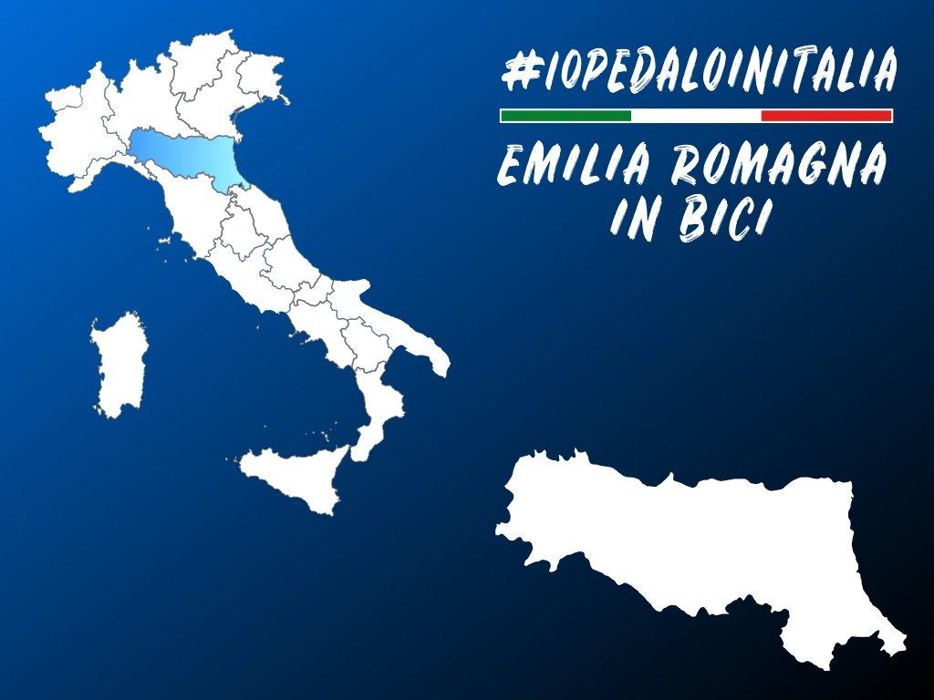 Cicloturismo in Emilia Romagna
