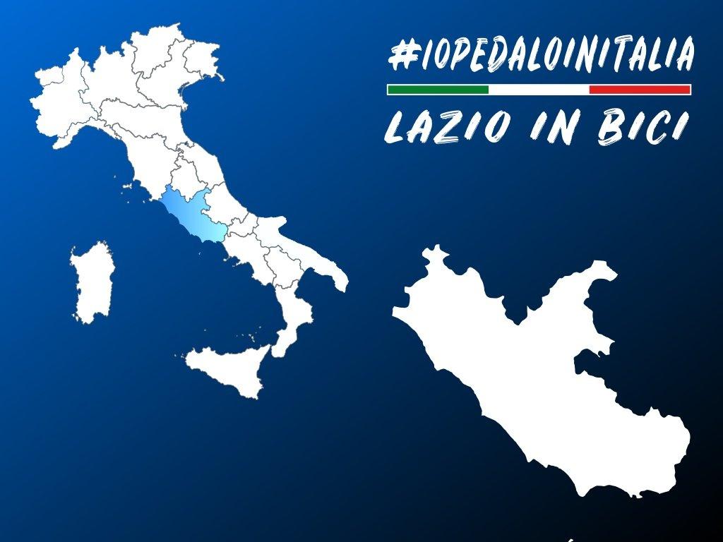 Cicloturismo nel Lazio