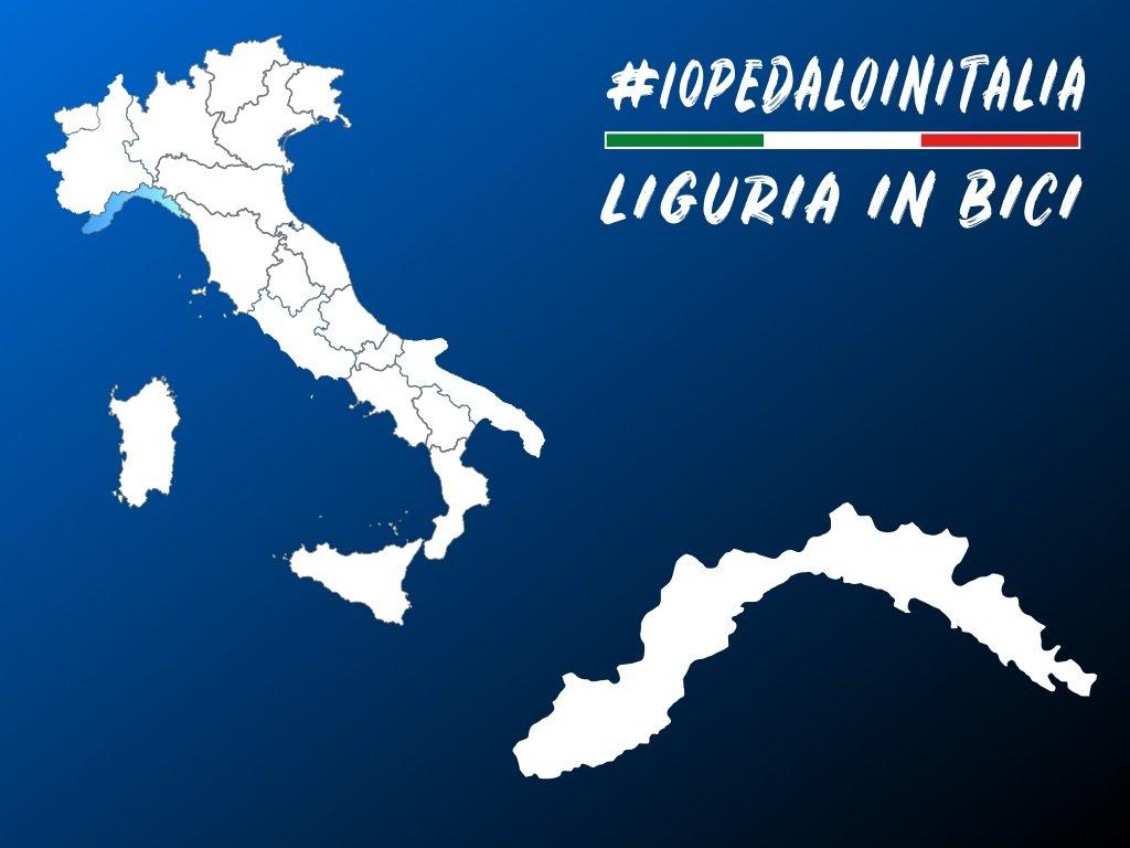 Cicloturismo in Liguria