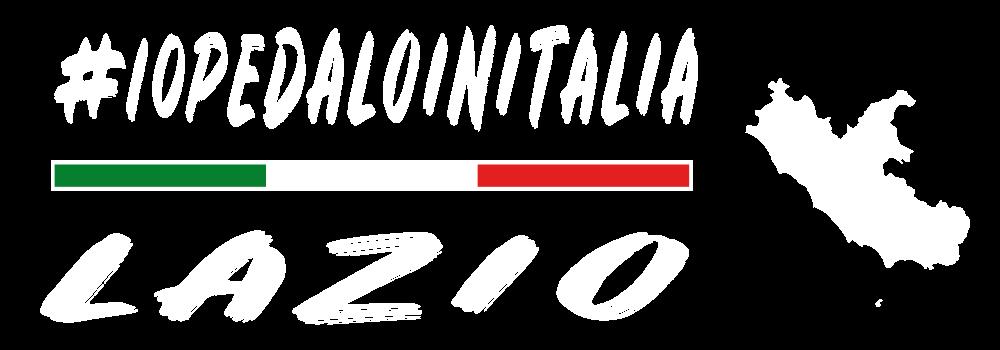 Logo Cicloturismo nel Lazio in bici