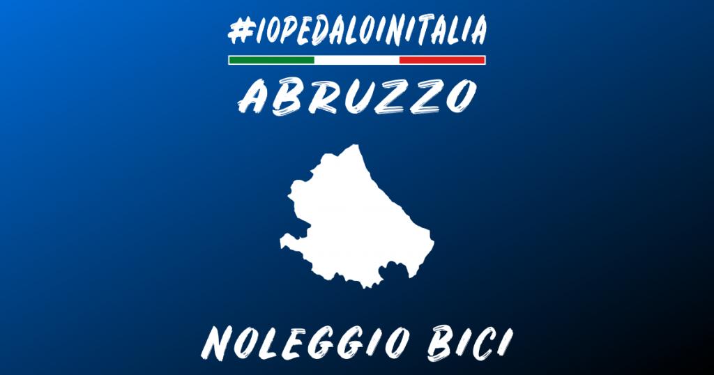 Noleggio bici in Abruzzo