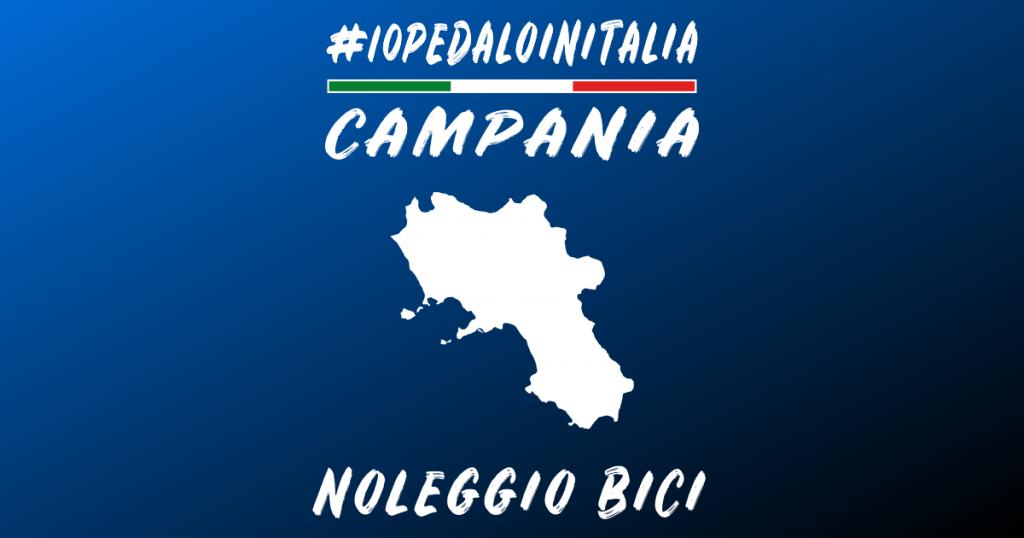 Noleggio bici in Campania