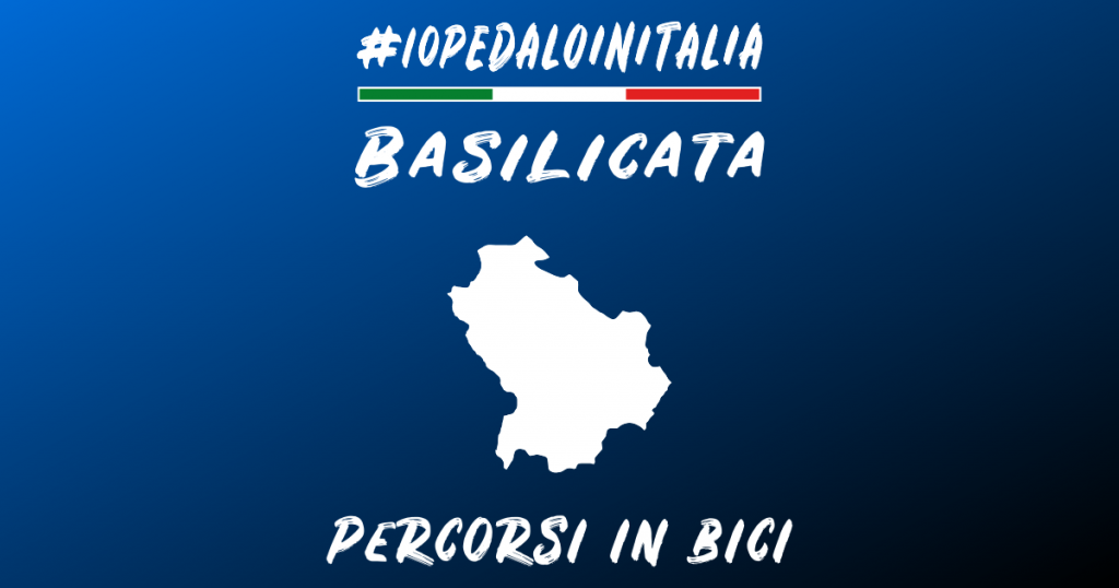 Percorsi in bici in Basilicata