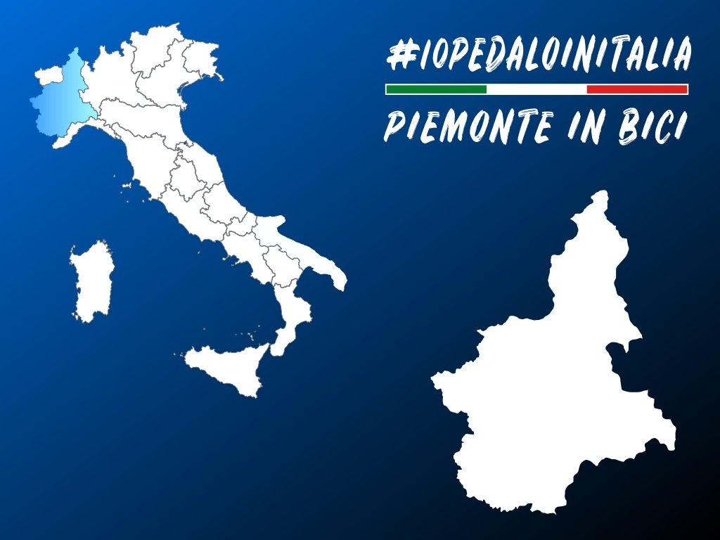 Cicloturismo in Piemonte