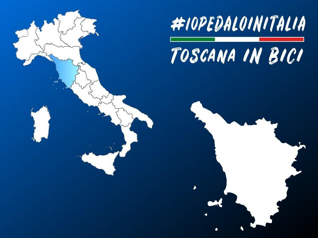 Cicloturismo in Toscana