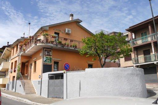 Bike hotel a Melfi, Basilicata