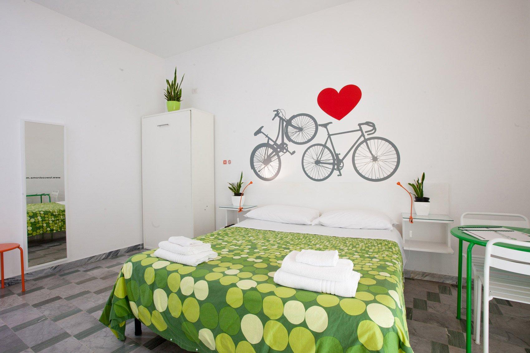 Bike hotel a Roma