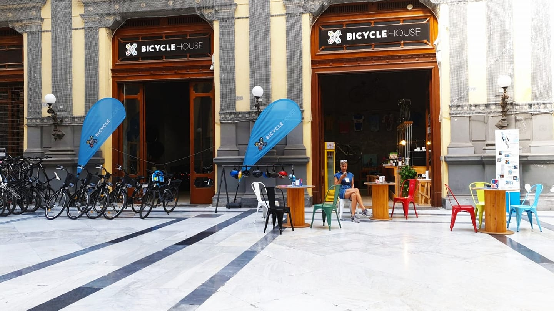 Ciclofficina a Napoli Bicycle House