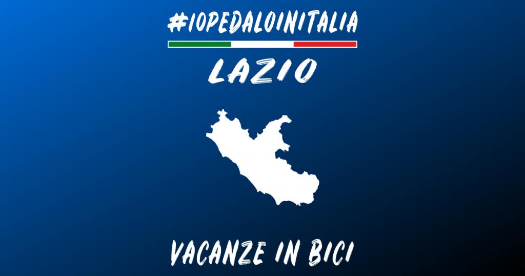 Vacanze in bici nel Lazio
