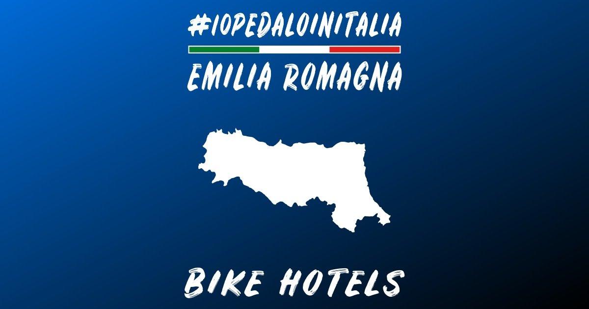 Alloggi per ciclisti in Emilia Romagna