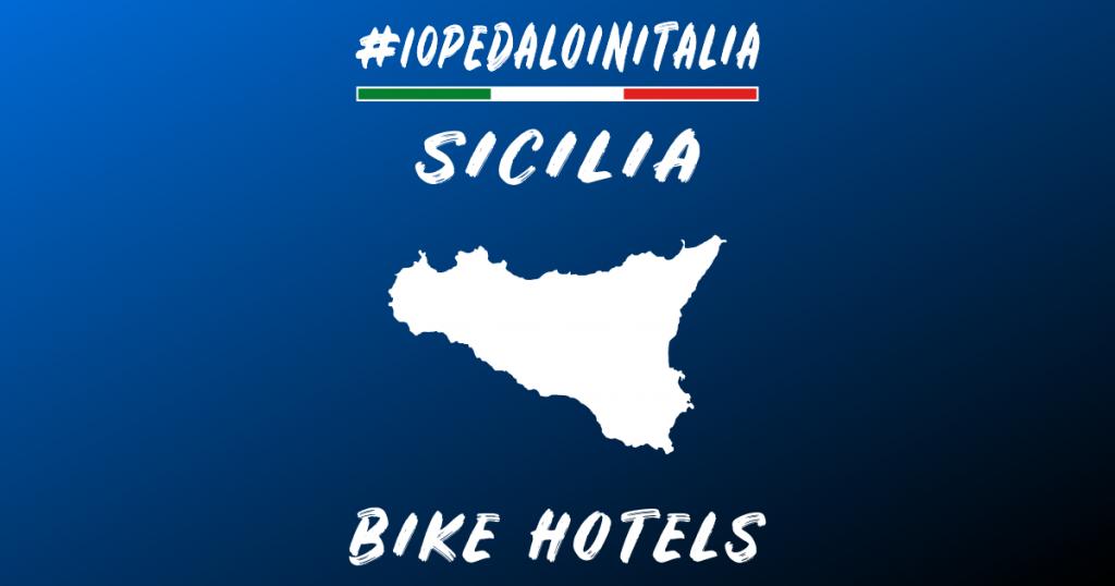 Bike hotel in Sicilia