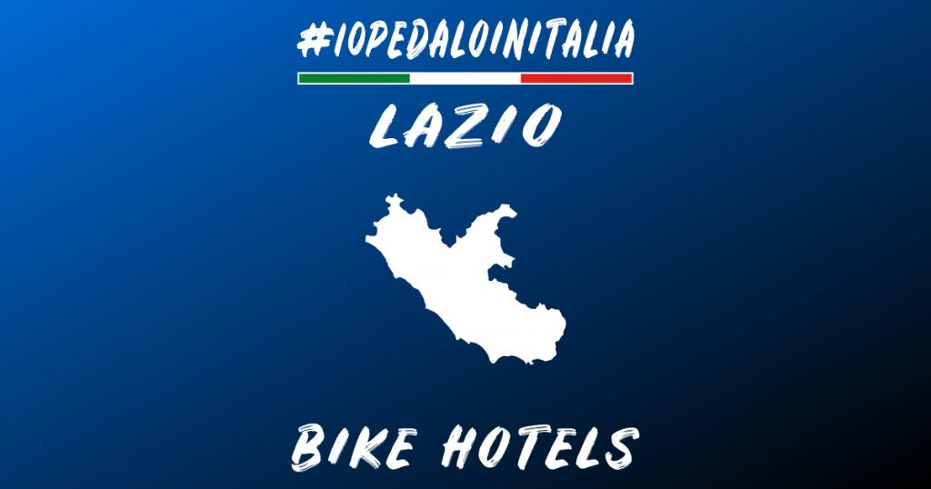 Bike hotel nel Lazio