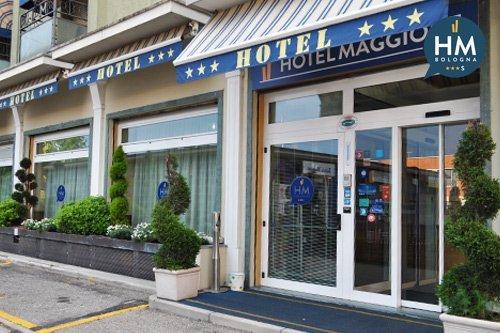 Bike hotel Bologna, hotel Maggiore