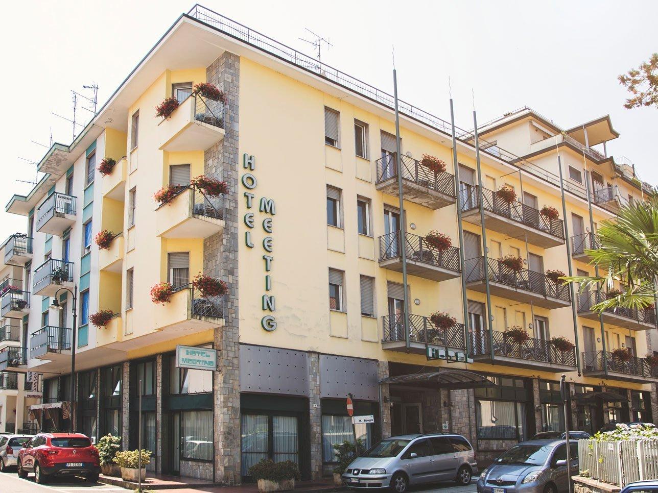 bike hotel a Stresa Hotel Meeting
