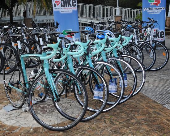 Noleggio bici a Napoli