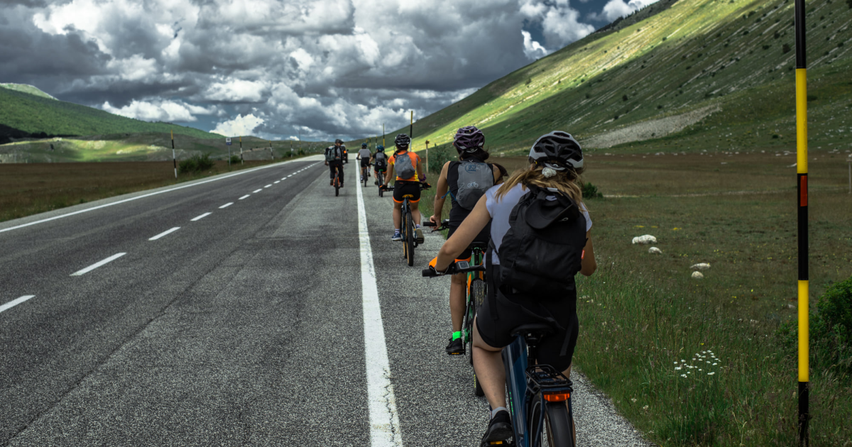 Bike le Rocche noleggio bici in Abruzzo