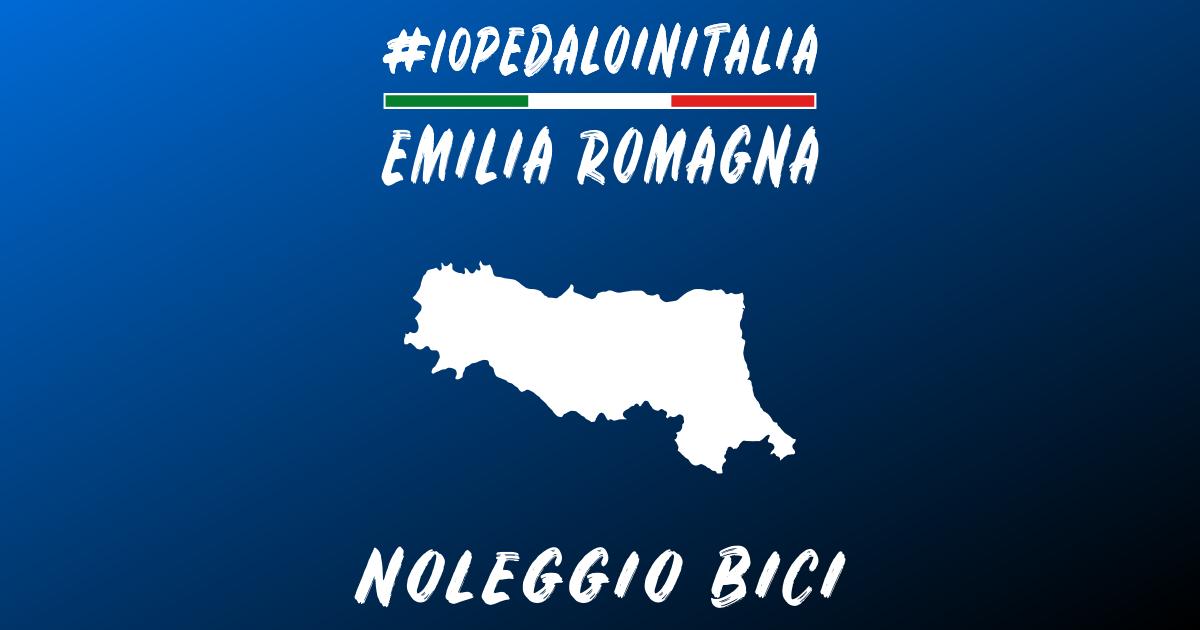 Bike rental in Emilia Romagna