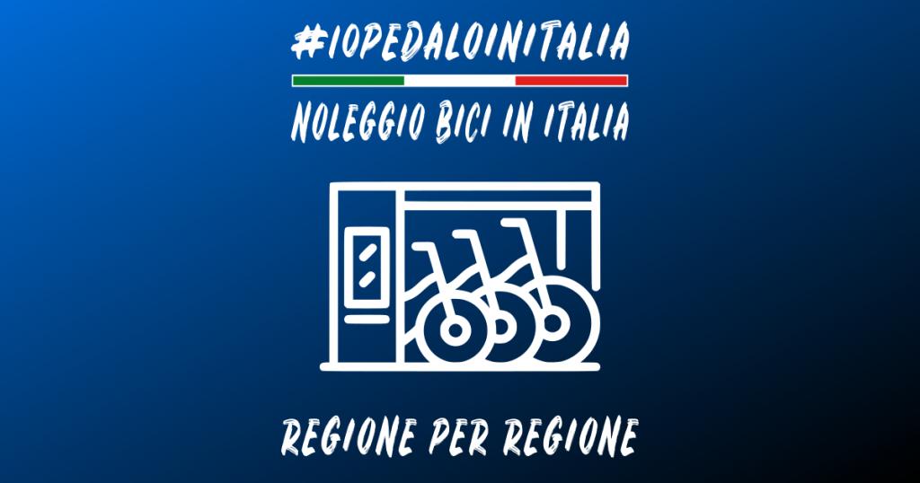 Noleggio bici in Italia
