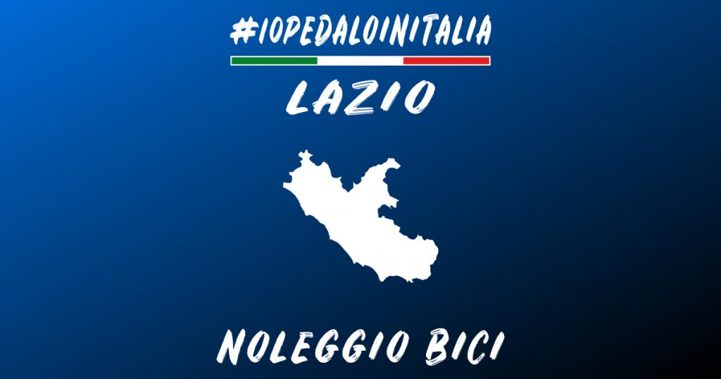 Noleggio bici nel Lazio