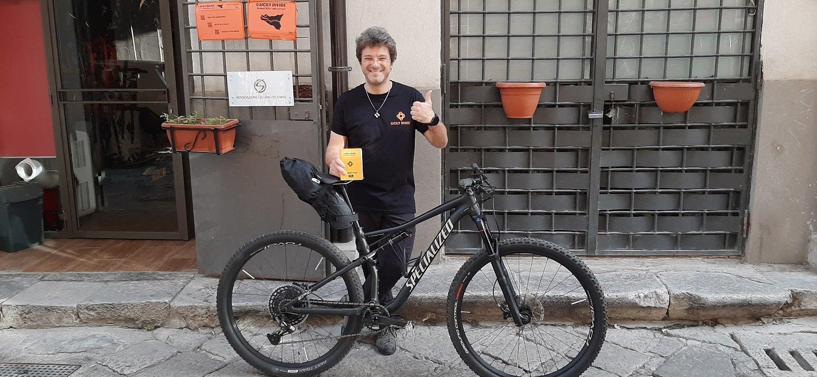 Noleggio bici in Sicilia Inspiring Tours