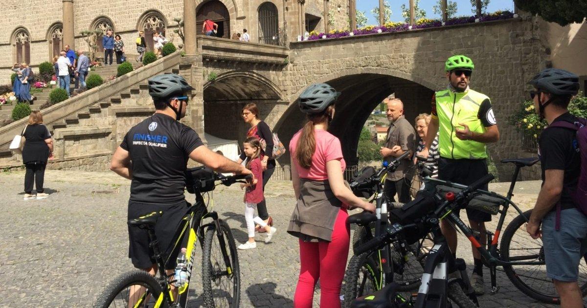 Passione a Pedali, noleggio bici a Viterbo