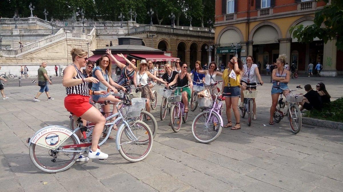 Noleggio bici a Bologna