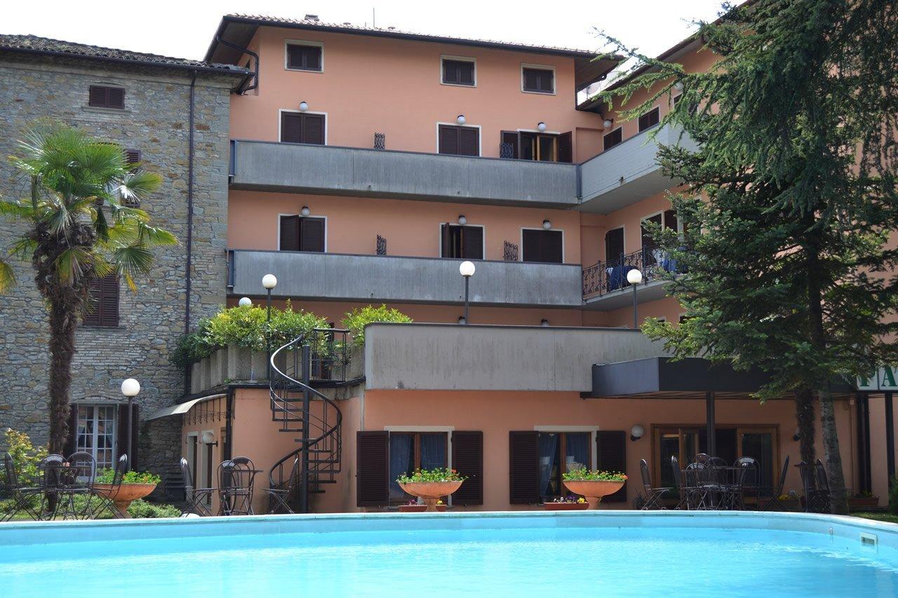 Bike hotel a Città di Castello in Umbria