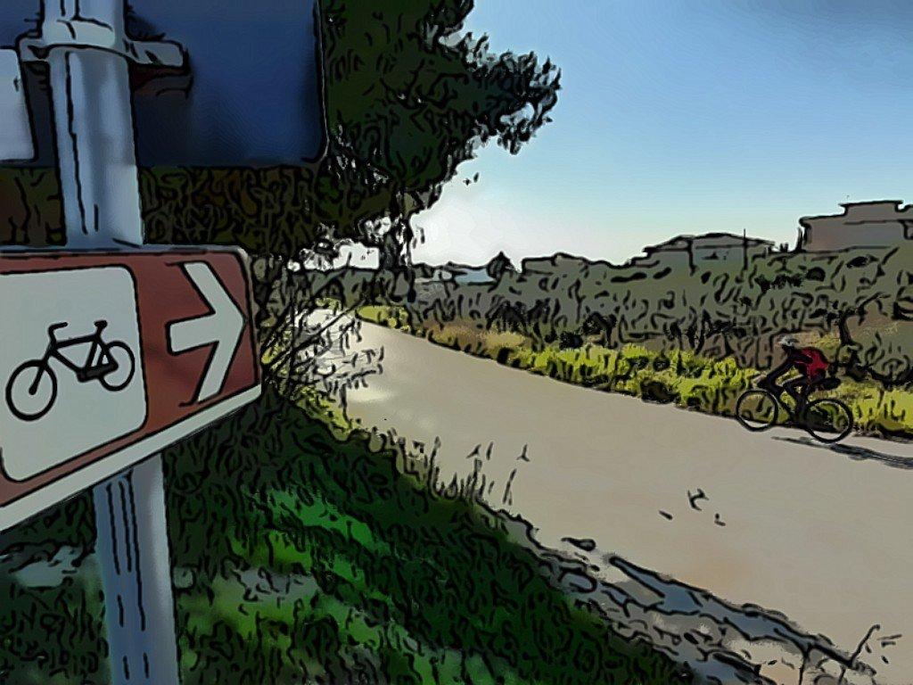 Noleggio bici in Molise lungo le ciclovie