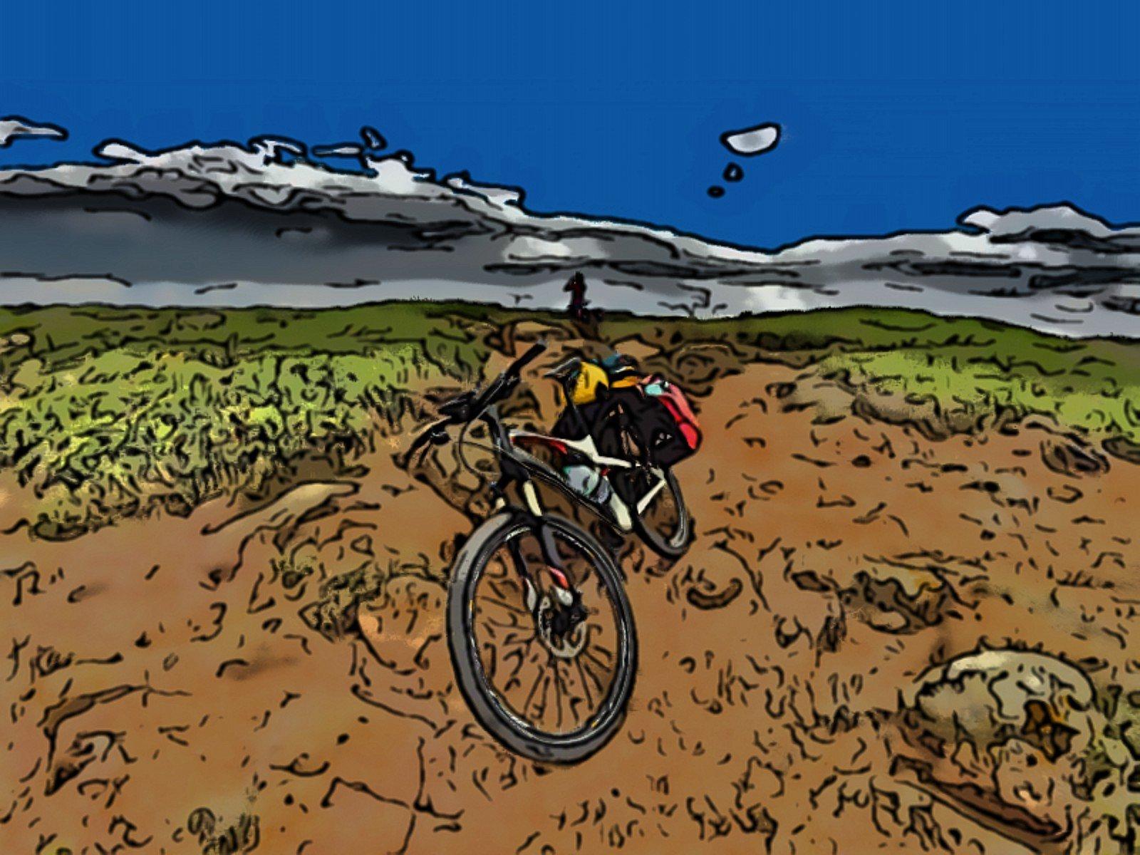 Percorsi in bici in Umbria i trail