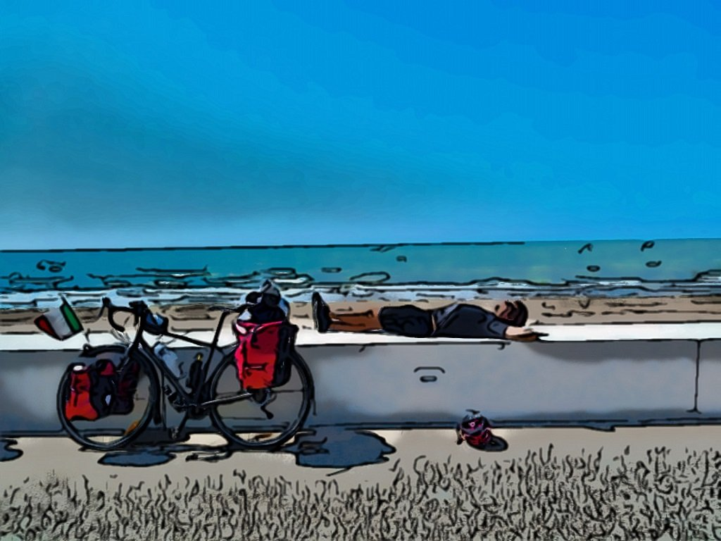 Vacanze in bici in Molise in autonomia