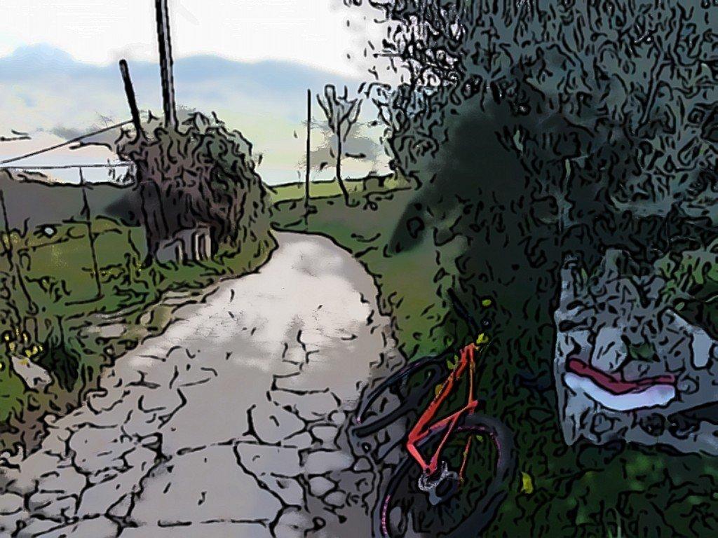 Vacanze in bici in Sicilia trail e cammini