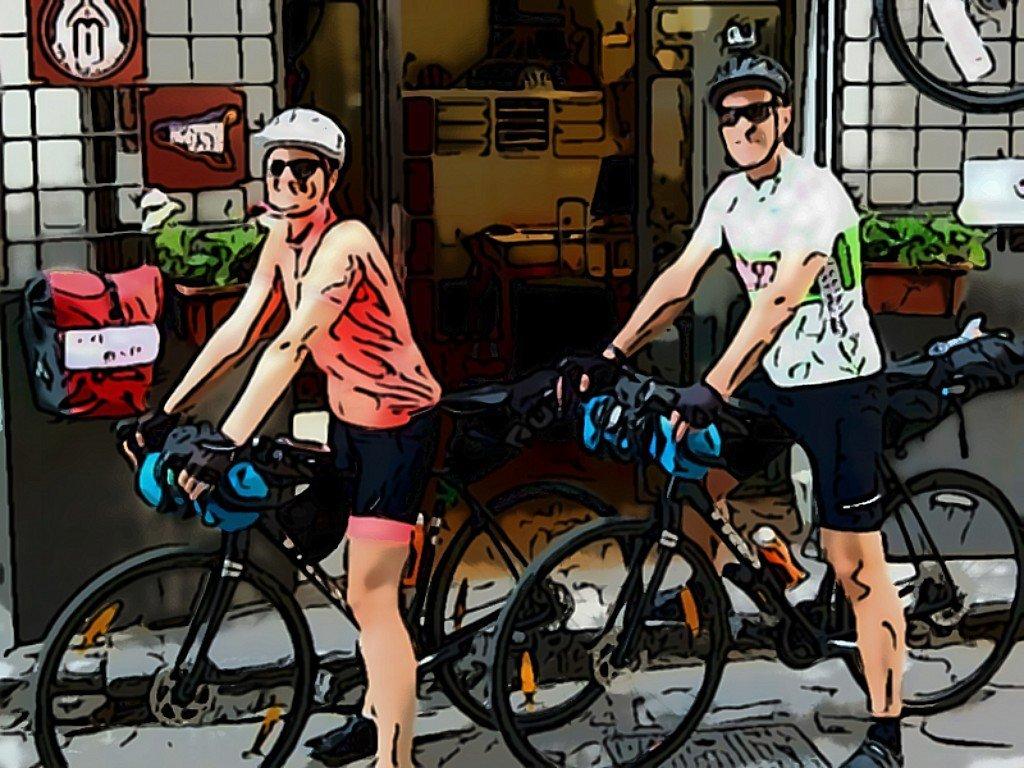 Valle d'aosta in bici i bike rental