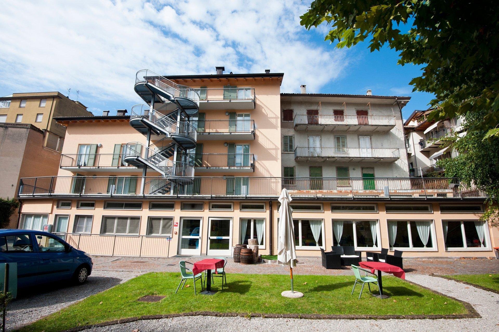 Bike hotel a Rovereto