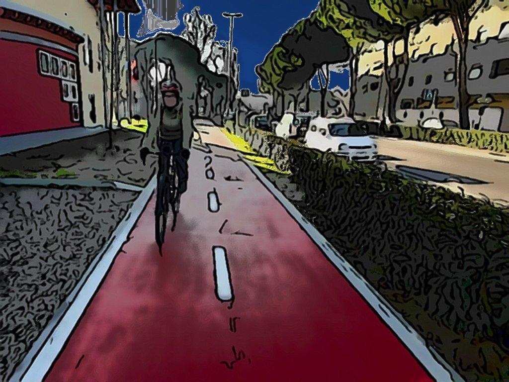 Bike hotel nelle Marche nei centri abitati