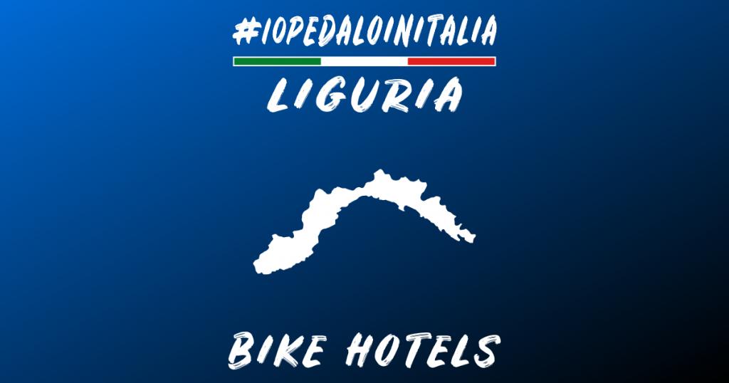 Bike hotel in Liguria
