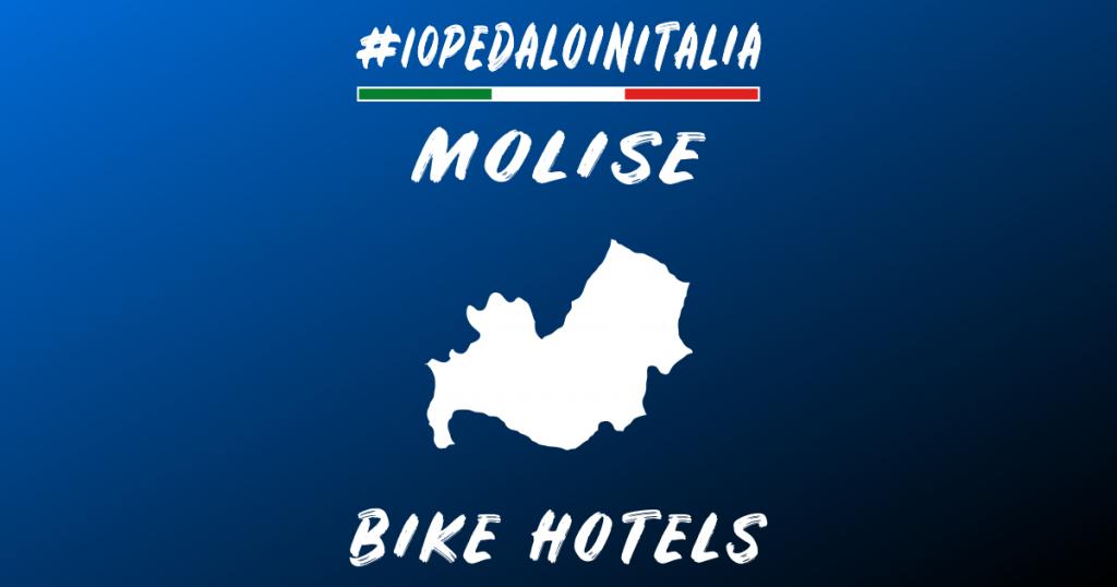 Bike hotel in Molise