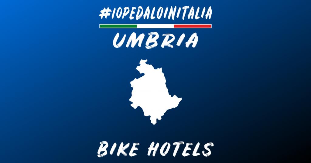 Bike hotel in Umbria