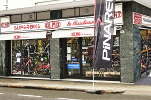 Ciclofficine in Liguria a Sanremo