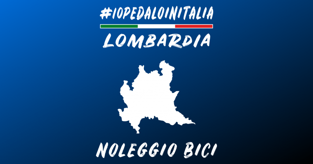 Noleggio bici in Lombardia