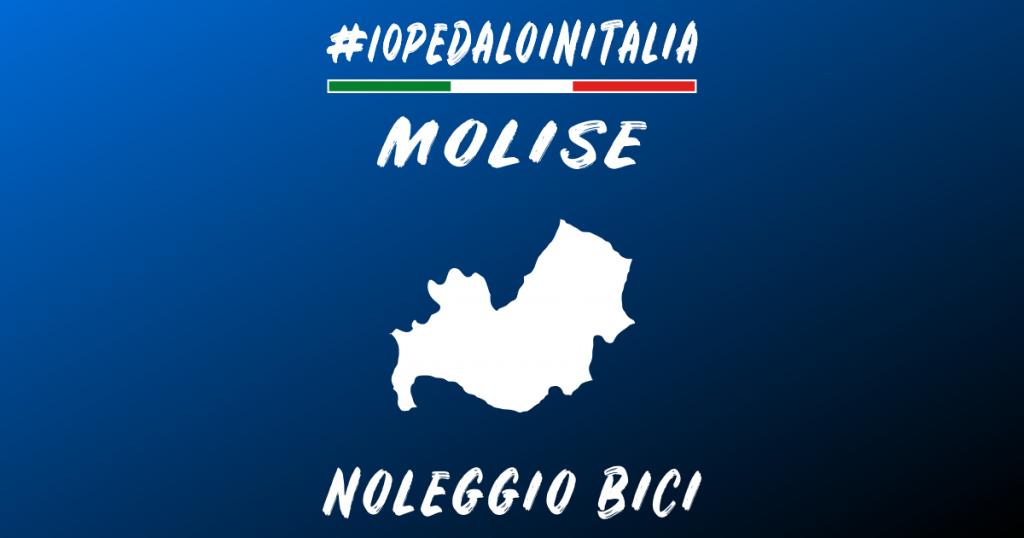 Noleggio bici in Molise