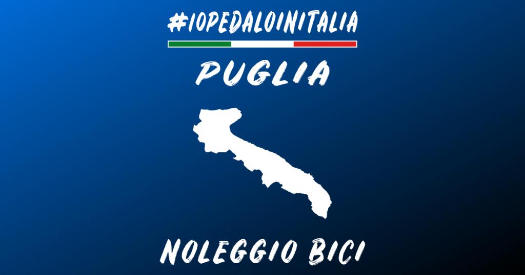 Noleggio bici in Puglia