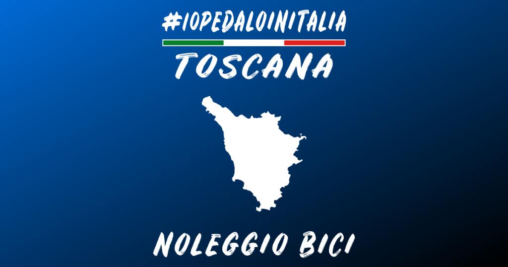 Noleggio bici in Toscana