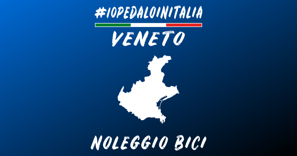 Noleggio bici in Veneto