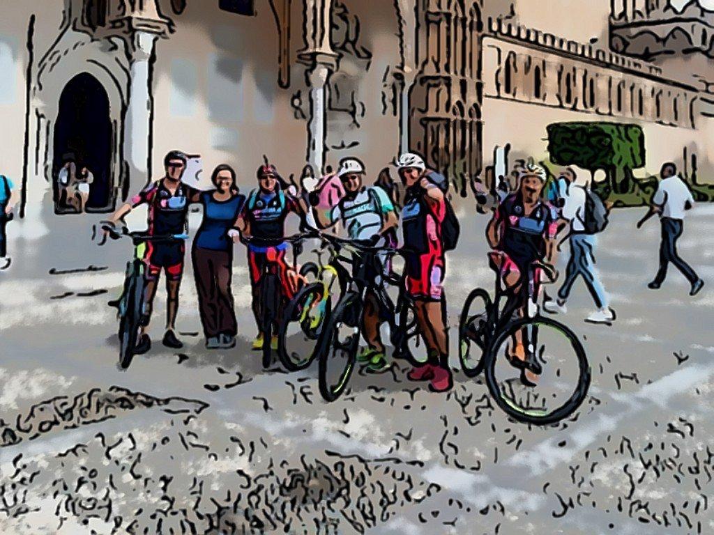 Vacanza in bici in Veneto tour operator